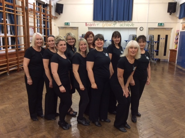 Adele's Fawlty Tappers will present Just For Fun today