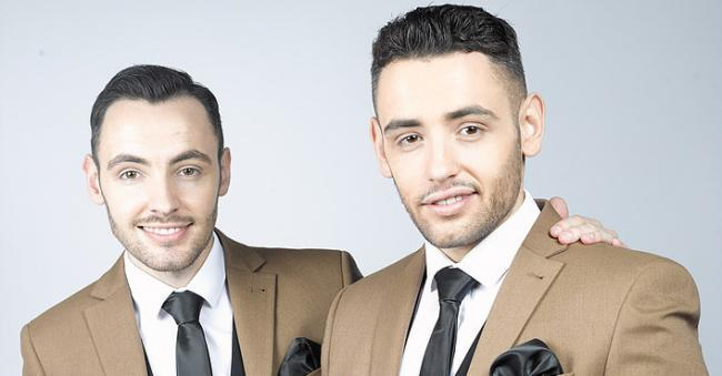 Brothers Richard and Adam will headline the celebrations