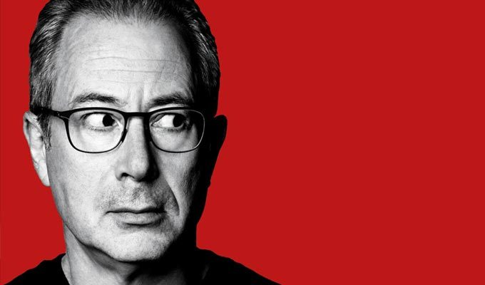 Ben Elton returns to stand-up in Venue Cymru next November