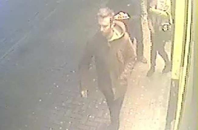 British Transport Police have released this CCTV image of a man they wish to speak to.