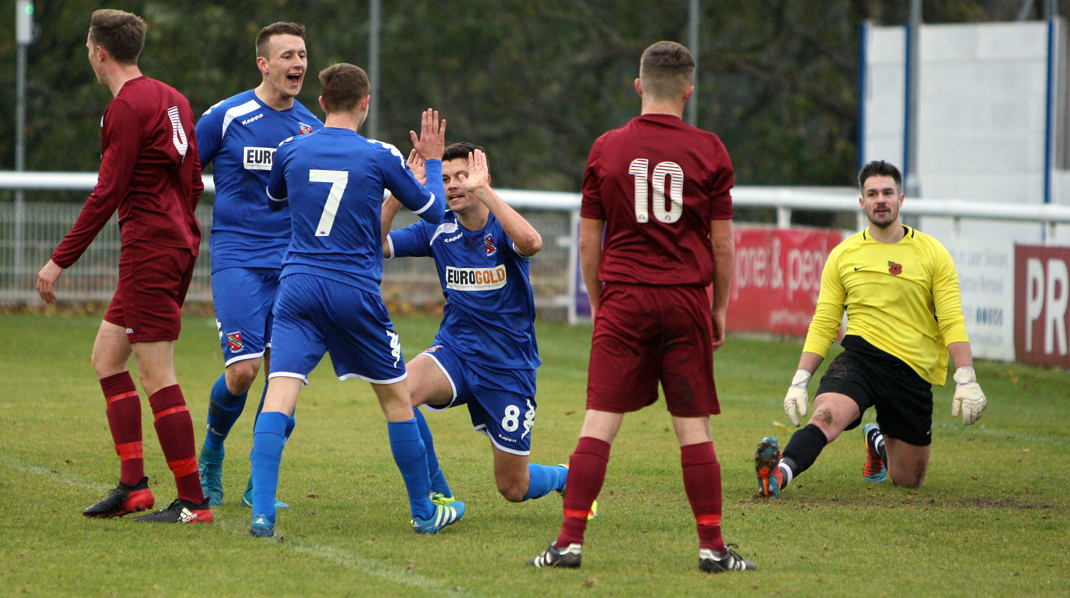 Alex Darlington has been a key man for Bangor City this season (Photo by Richard Birch)