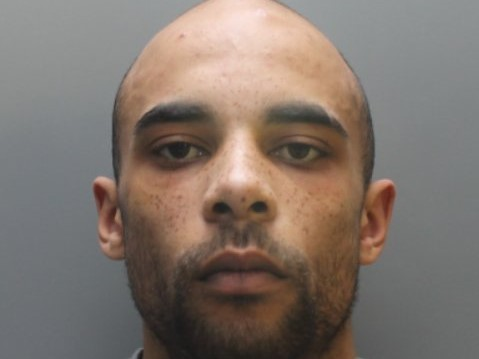 Zico Edwards, 26, who is missing from Kinmel Bay