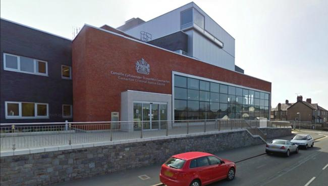 A Prestatyn pensioner was found to have indecent images of children on his computer when it was taken for repair, Caernarfon Crown Court heard