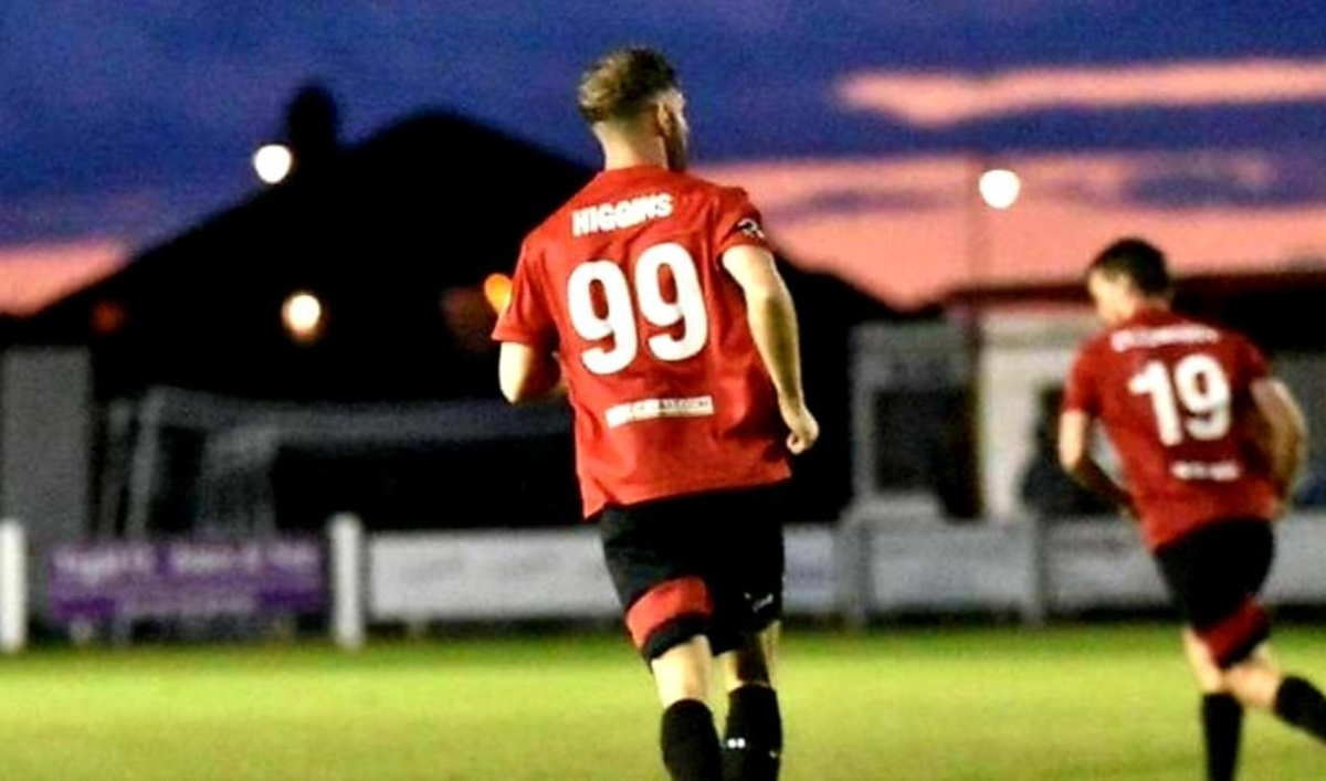 Jack Higgins is the latest player to make a return to Prestatyn Town (Photo by JPP Media)