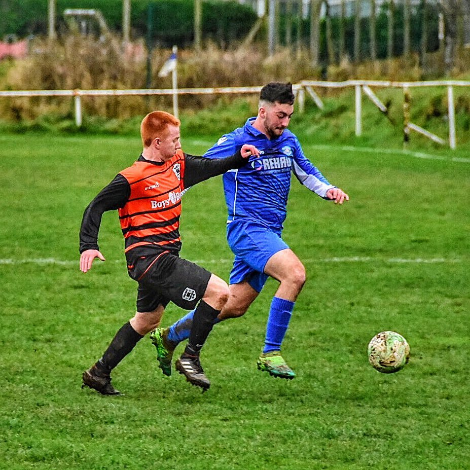 Meliden emerged from the home game against Amlwch Town with a vital win