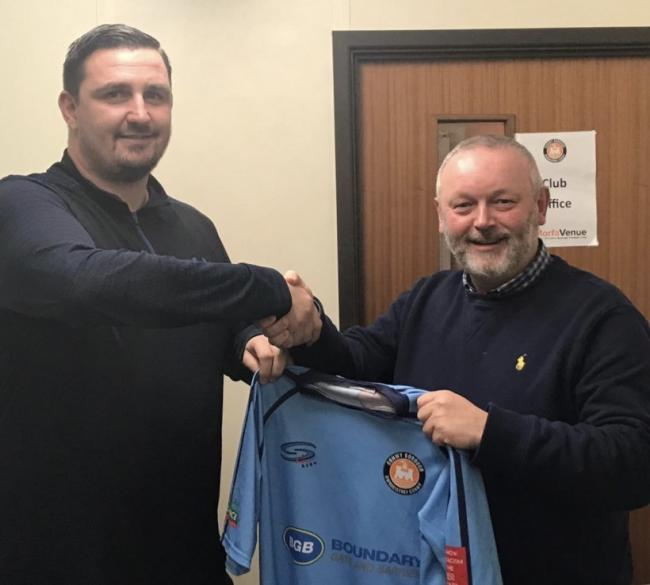 Warren Gibbs is the Huws Gray Alliance Manager of the Month for January