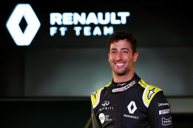 Daniel Ricciardo is hoping to use Lewis Hamilton as inspiration