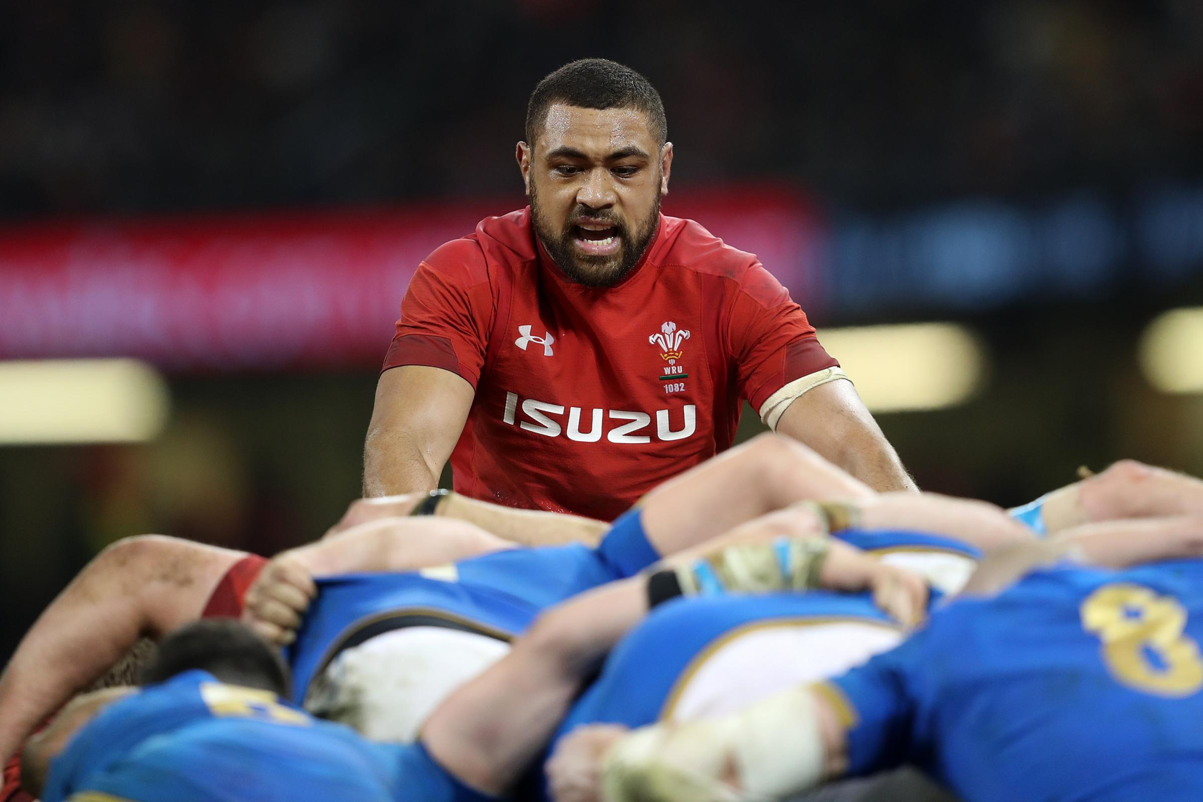 Taulupe Faletau will not feature in the Guinness Six Nations