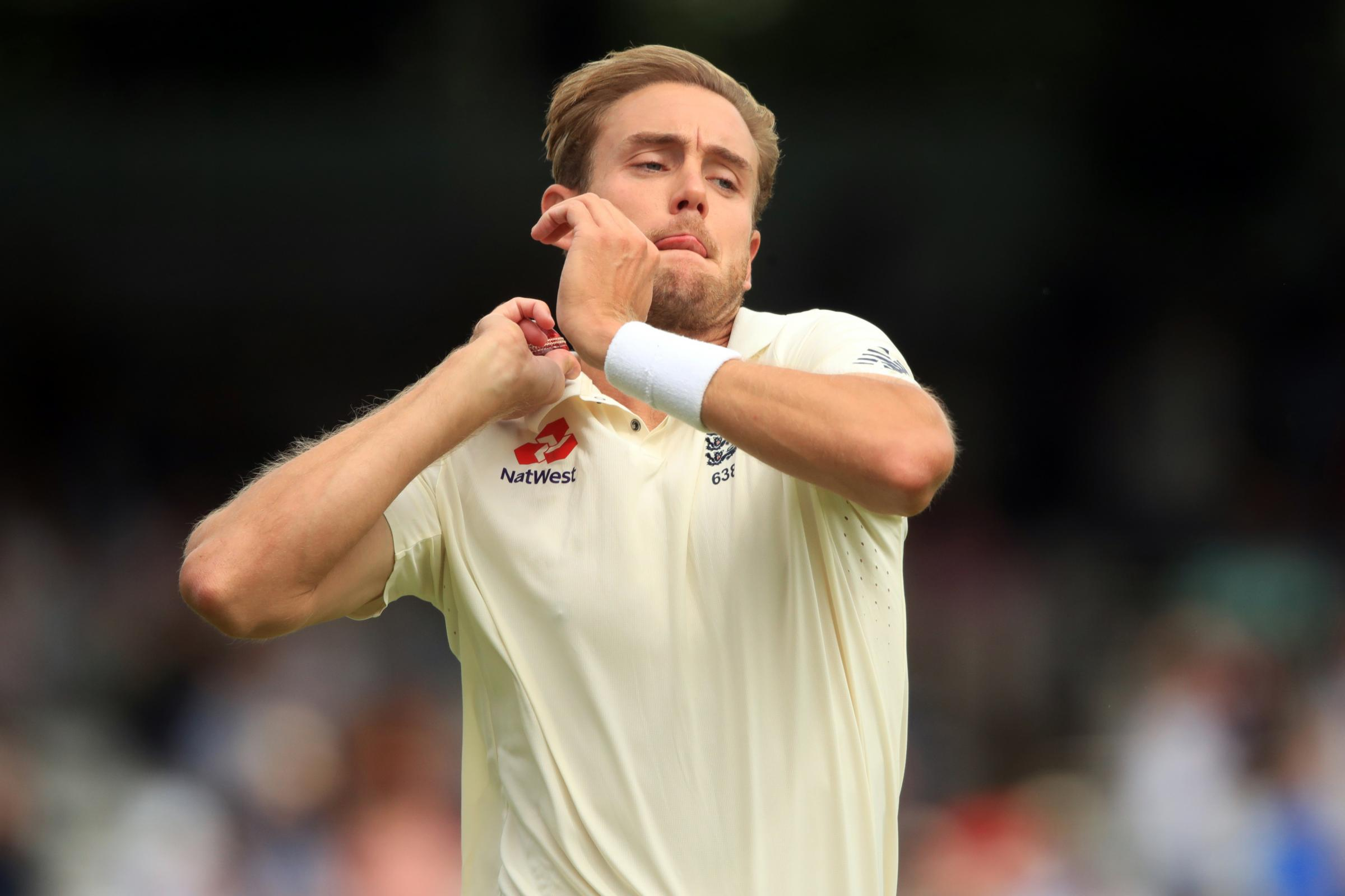 Stuart Broad is to captain Marylebone in the Champion County match v Surrey