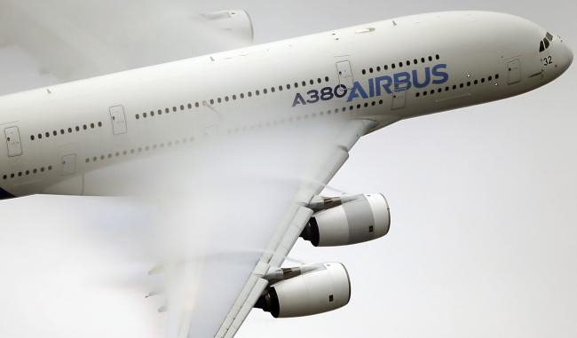 Airbus A380. Picture: Press Association