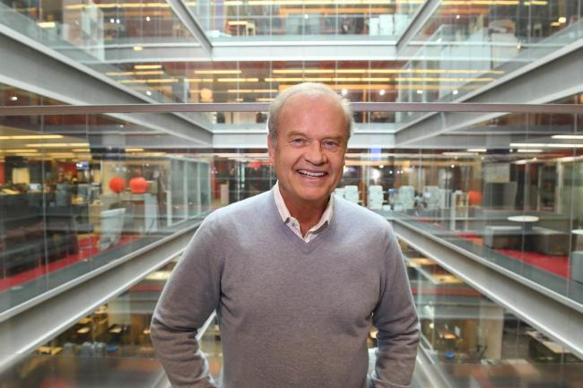 Kelsey Grammer appears on The Andrew Marr Show (