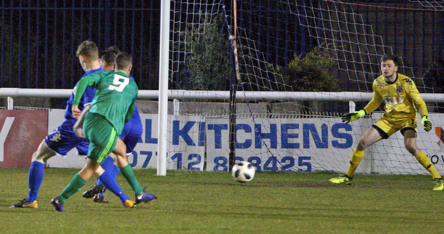 Rhyl secured an impressive win over Denbigh Town (Photo by Richard Birch)
