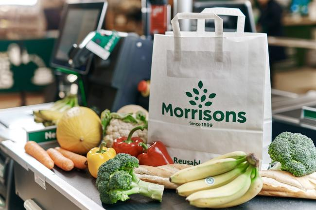 Morrisons is to offer paper carrier bags to all customers as part of its continuing drive to remove unnecessary plastic from its stores. ....The paper grocery bags, which can be reused and ultimately recycled, are labelled 'Reusable Paper Bag'....