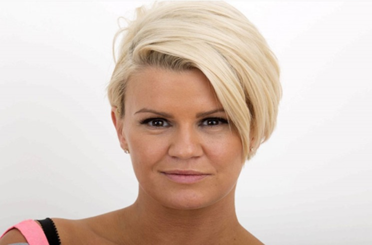 Former Atomic Kitten and I'm a Celebrity… Get Me Out of Here star Kerry Katona