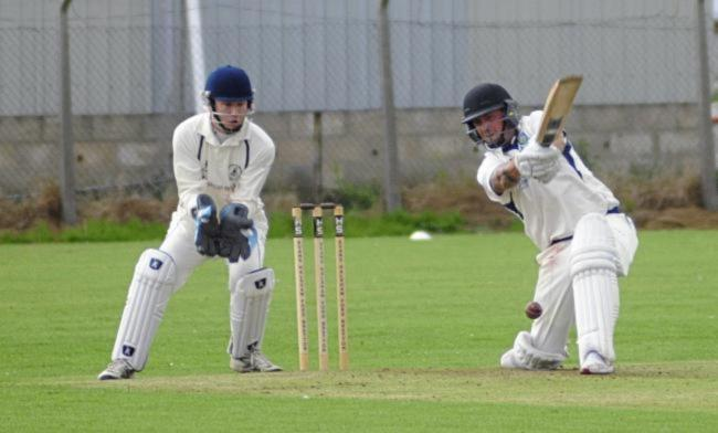 Prestatyn suffered defeat at Northop Hall