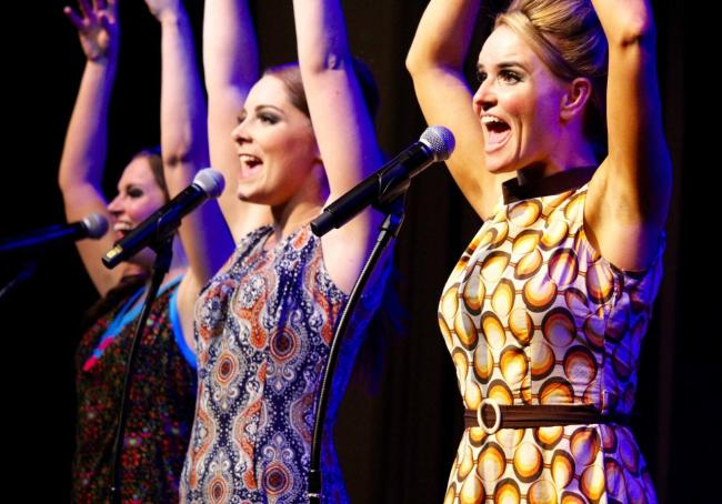 Relive the vibrant Swinging Sixities at the Pavilion with Twist and Shout