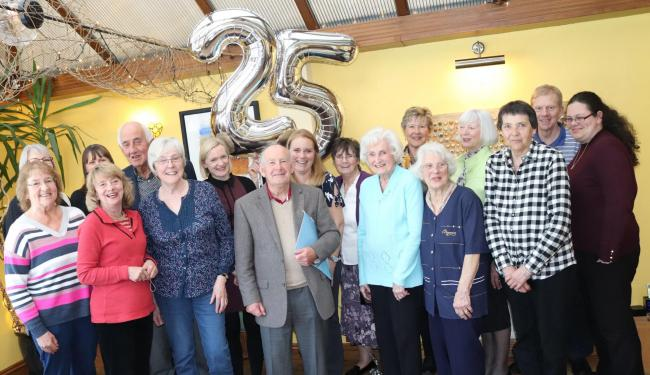 Glan Clwyd audiology charity celebrates 25 years of community care