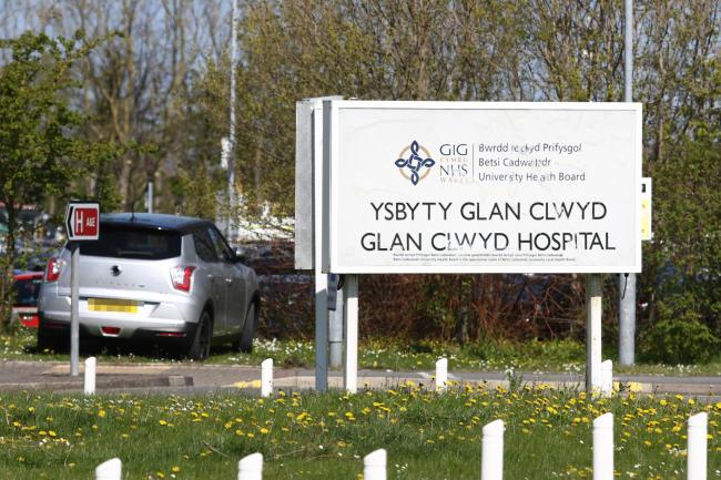 Glan Clwyd Hospital comes under BCUHB and was the home of Tawel Fan mental health unit which closed in December 2013.