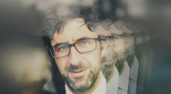 Mark Watson is taking The Infinite Show to Theatr Clwyd in July