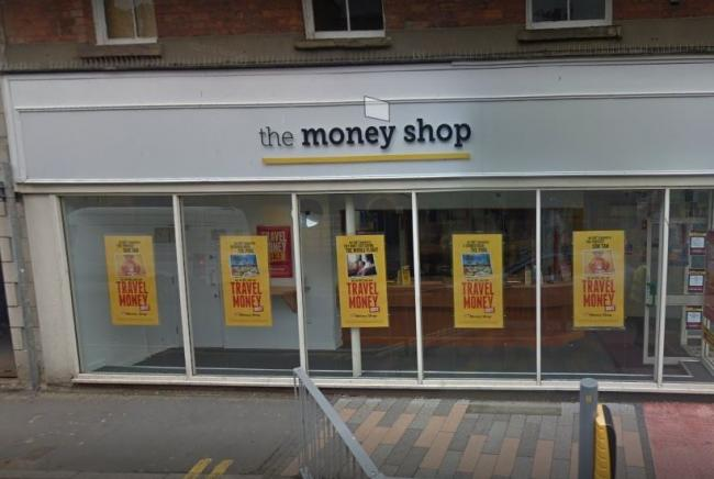 The Money Shop on the High Street has closed its doors. Picture: Google Street View