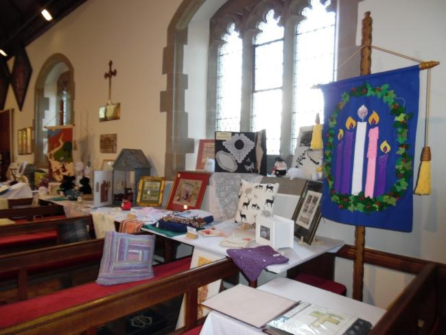 An arts and crafts exhibition will run from Wednesday, June 26 in St George