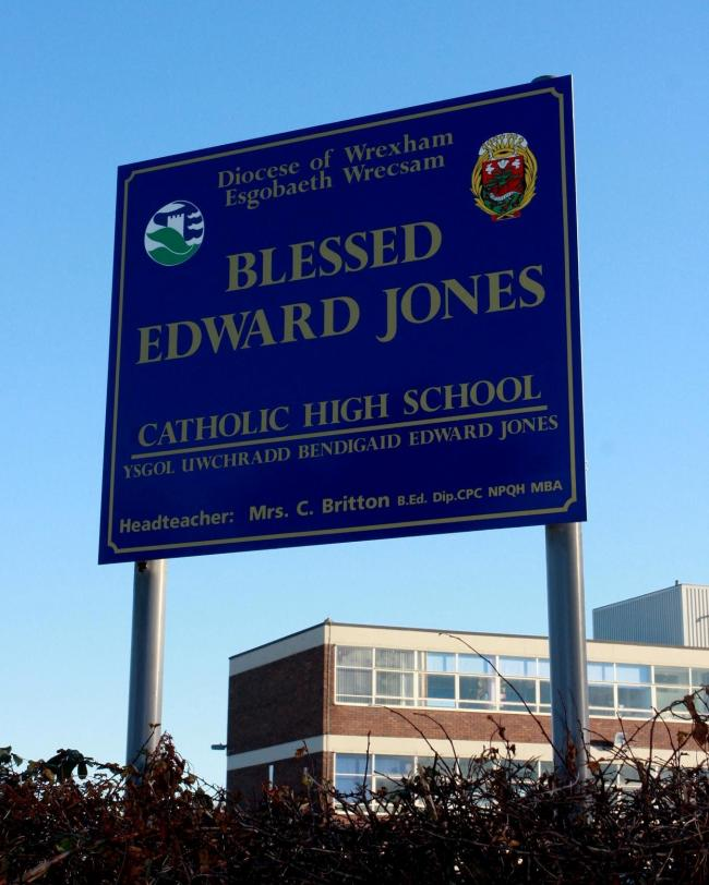 A special event to celebrate the history of Blessed Edward Jones School in Rhyl before it closes will be held later this month